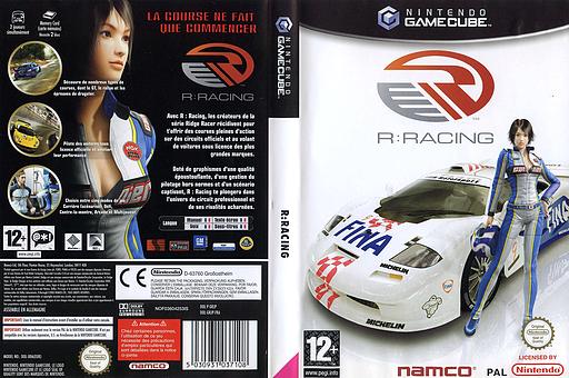 R:Racing pochette GameCube (GRJP69)