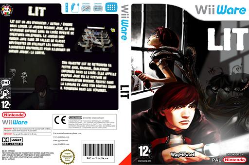 LIT pochette WiiWare (WLTP)