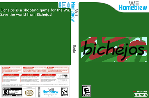 Bichejos Homebrew cover (DT3A)