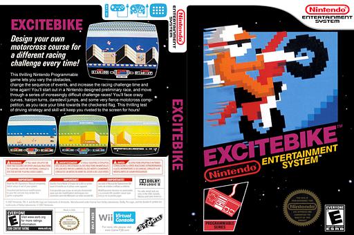 Excitebike VC-NES cover (FBCE)