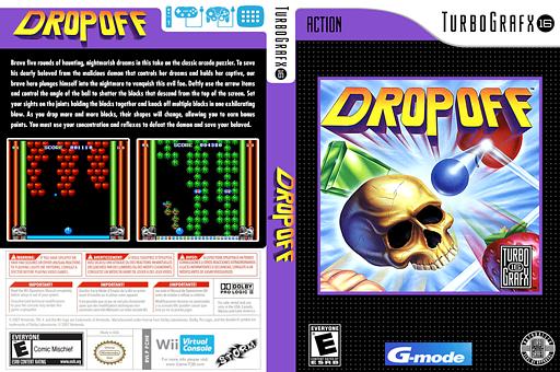 Drop Off VC-PCE cover (PCHE)