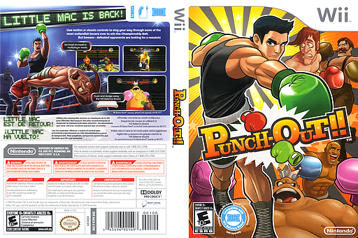 Punch-Out!! Wii cover (R7PE01)