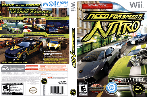 Need for Speed: Nitro Wii cover (R7XE69)
