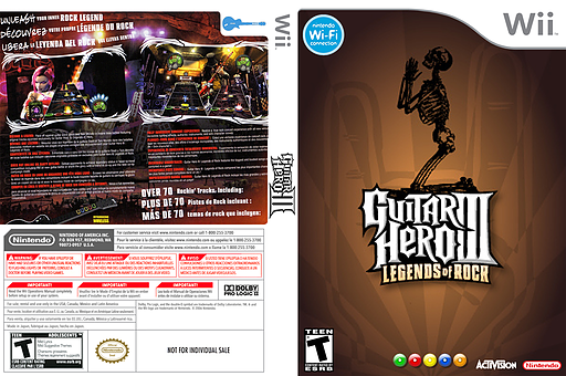 I Fought The Law - GH3 CUSTOM cover (RGHE61)