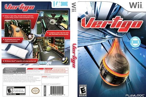 Vertigo Wii cover (RVOEPL)