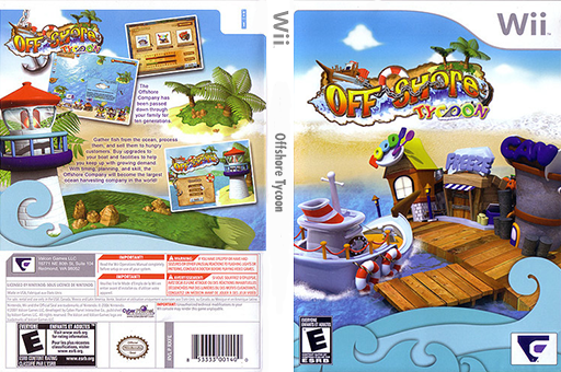 Offshore Tycoon Wii cover (RXFEVN)