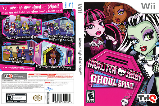 Saoe78 Monster High Ghoul Spirit