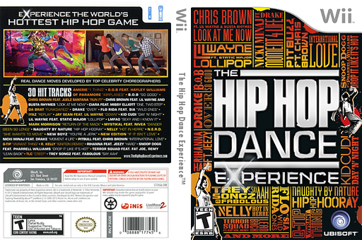 SUOE41 The Hip Hop Dance Experience