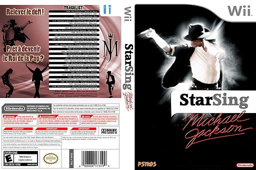 StarSing : Michael Jackson v2.1 CUSTOM cover (SISMJ1)