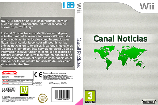 Canal Noticias Channel cover (HAGP)