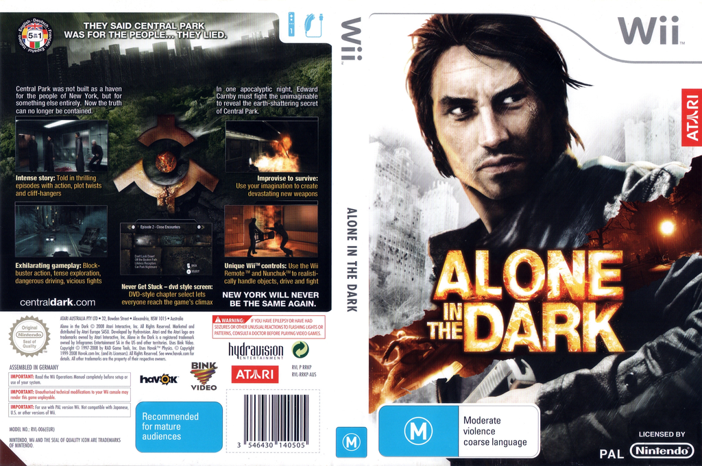 Alone in the Dark Wii coverfullHQ (RRKP70)