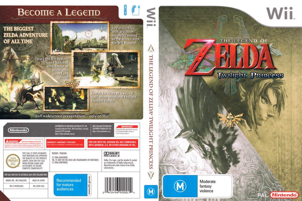 The Legend of Zelda: Twilight Princess Wii coverfullHQ (RZDP01)