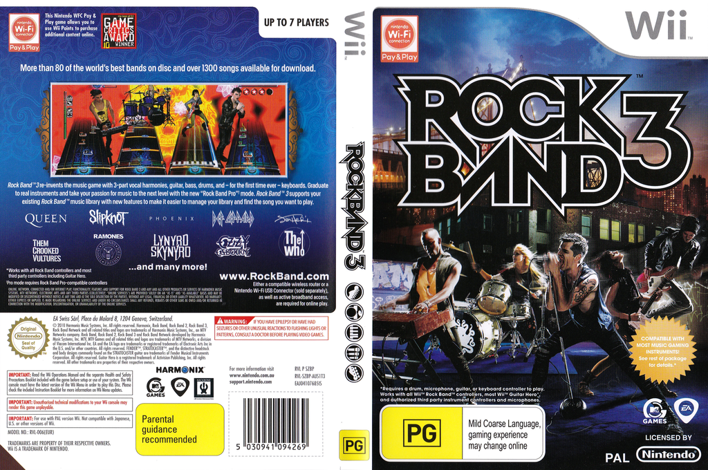 Rock Band 3 Wii coverfullHQ (SZBP69)