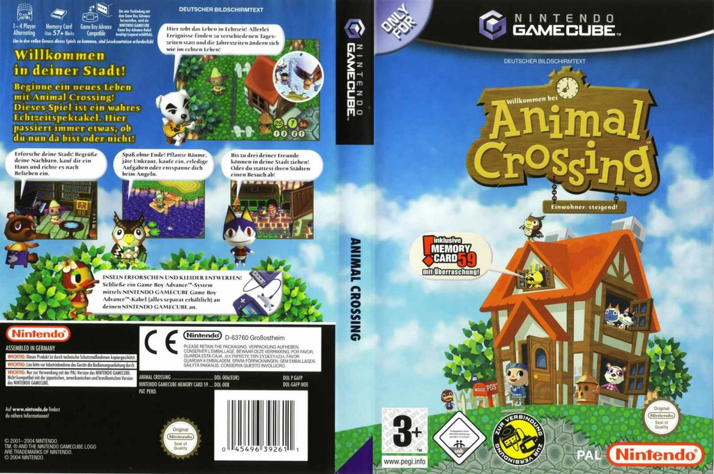 Gafp01 animal crossing for Agrandissement maison animal crossing wii
