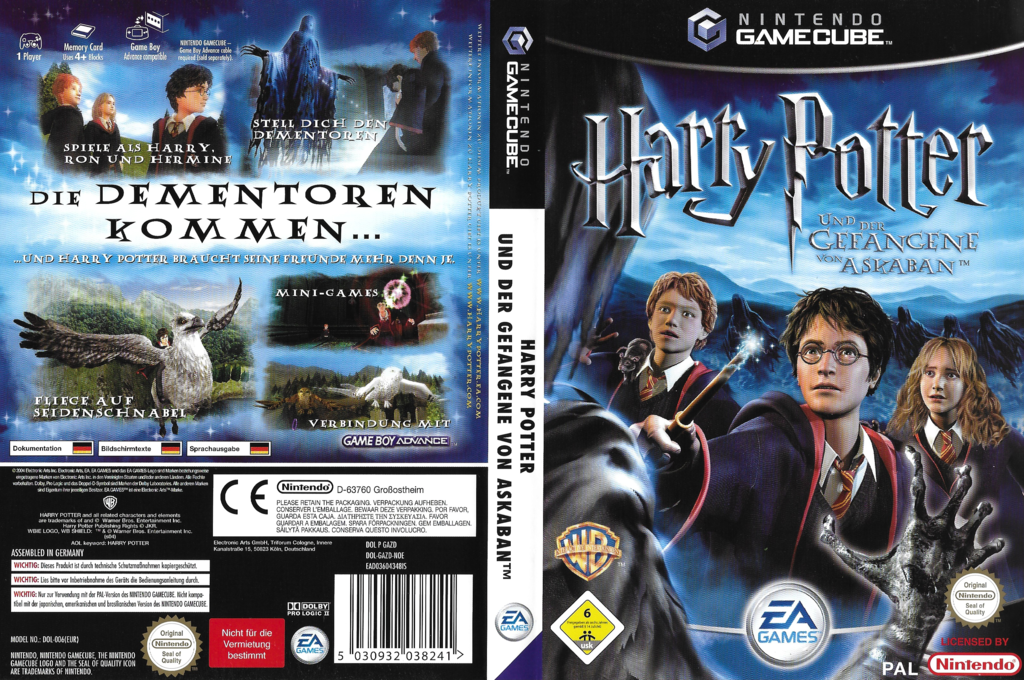 Harry Potter und der Gefangene von Askaban Wii coverfullHQ (GAZD69)