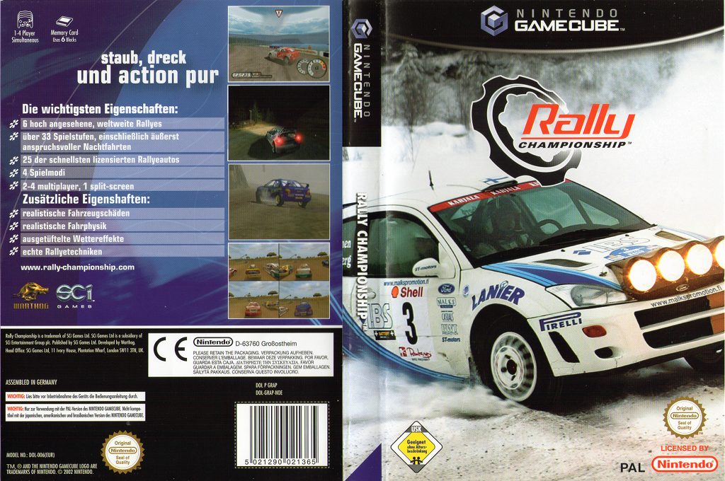 Rally Championship Wii coverfullHQ (GRAP75)