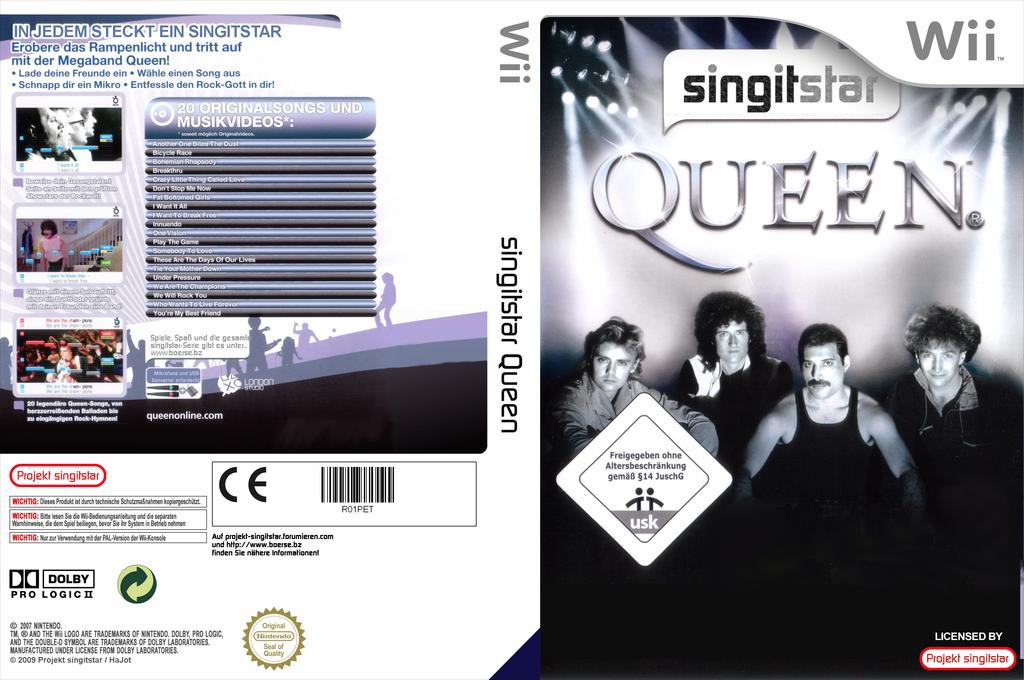 SingItStar Queen Wii coverfullHQ (R01PET)