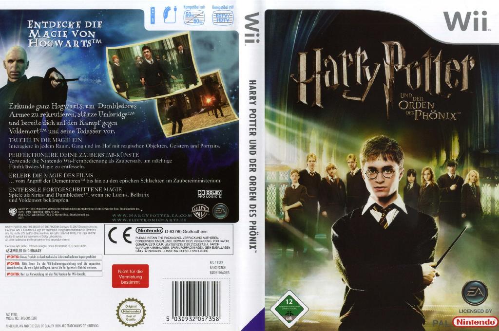 Harry Potter und der Orden des Phönix Wii coverfullHQ (R5PX69)