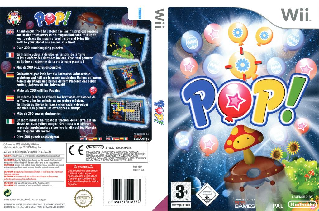 Balloon Pop! Wii coverfullHQ (RB2PGT)