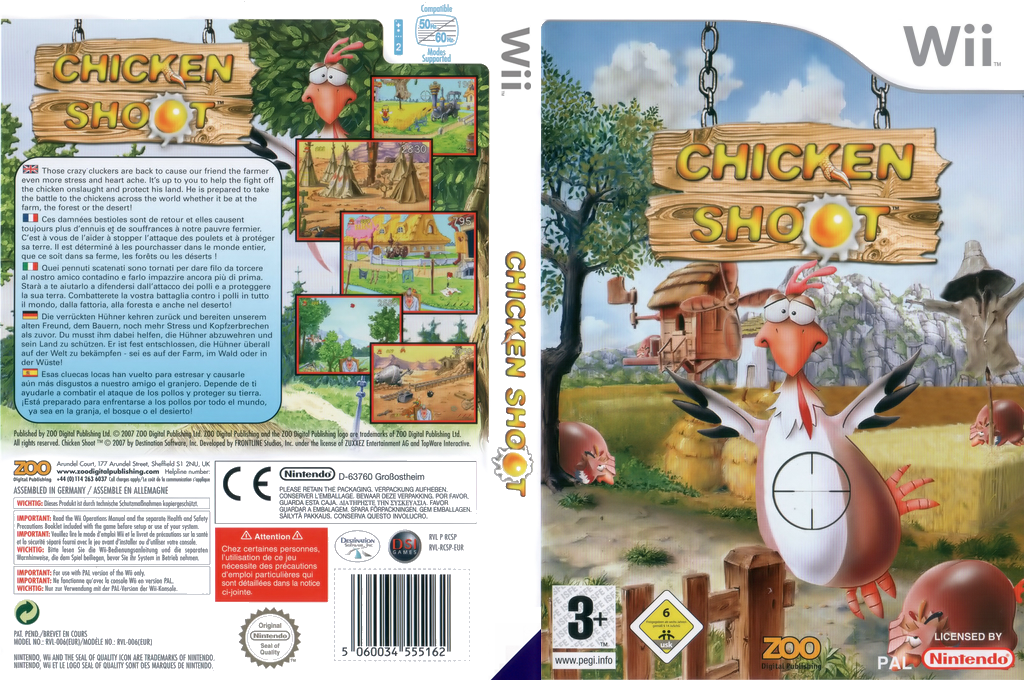 Chicken Shoot Wii coverfullHQ (RCSP7J)