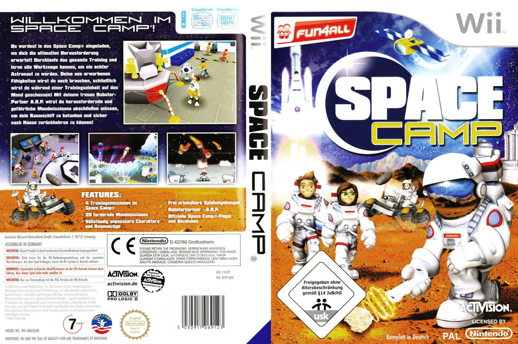 Space Camp Wii coverfullHQ (RIYP52)