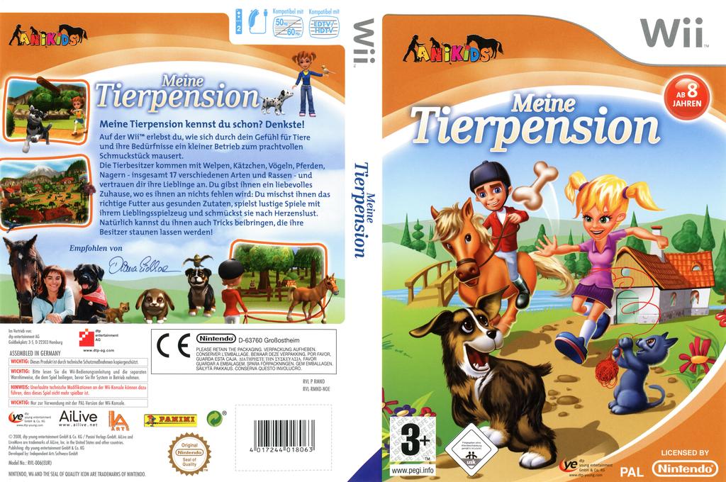 Meine Tierpension Wii coverfullHQ (RMNDFR)