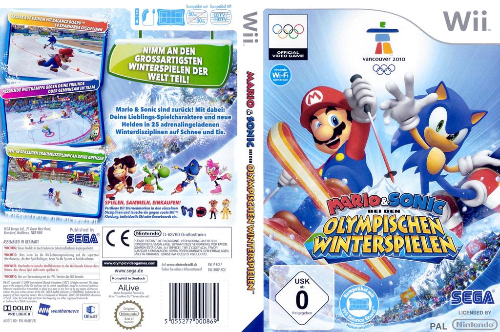 Mario & Sonic bei den Olympischen Winterspielen Wii coverfullHQ (ROLP8P)