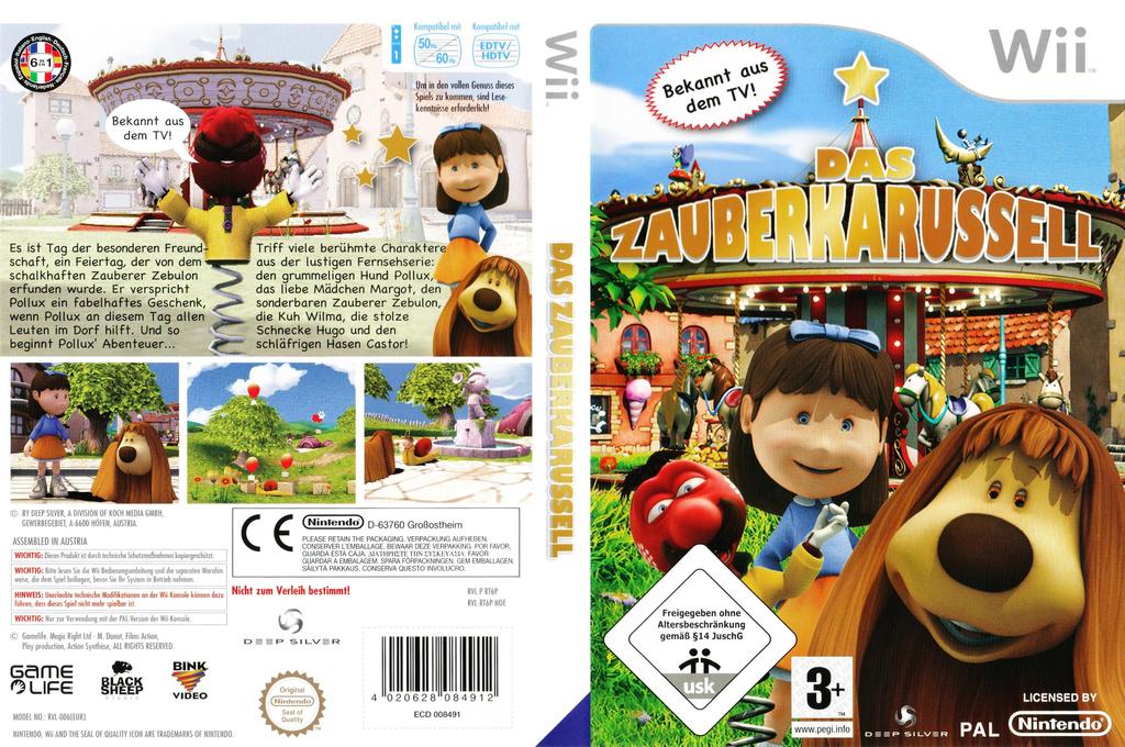 Das Zauberkarussell Wii coverfullHQ (RT6PKM)