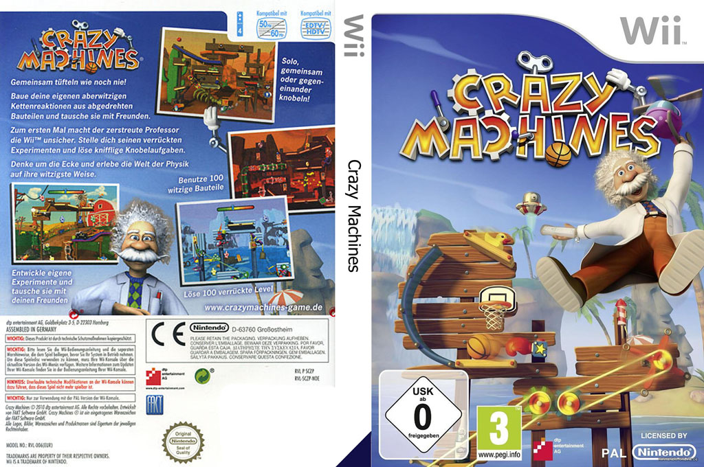 Crazy Machines Wii coverfullHQ (SCZPFR)