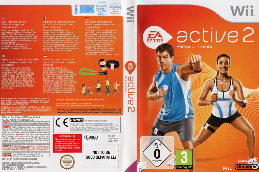EA Sports Active 2 Wii coverfullHQ (SE2P69)