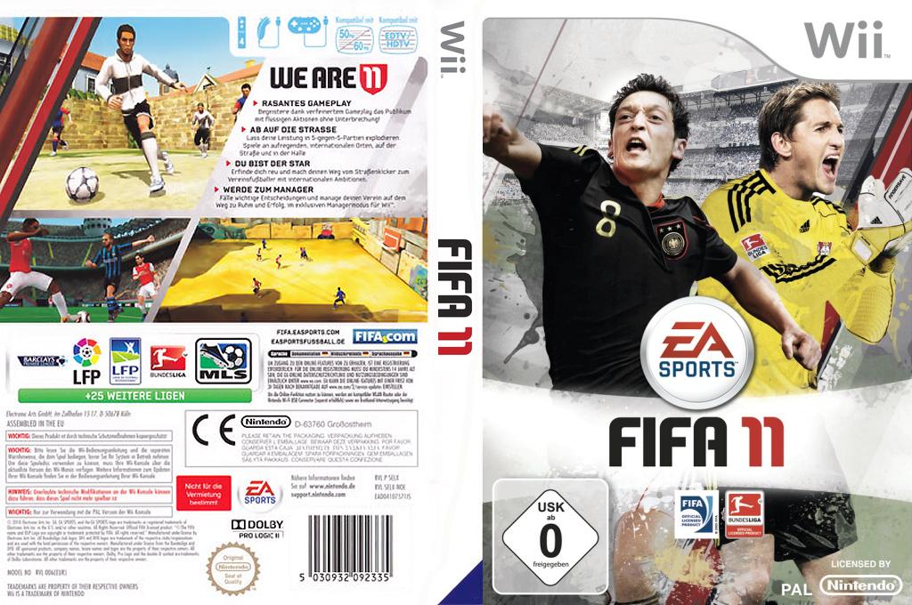 FIFA 11 Wii coverfullHQ (SELX69)