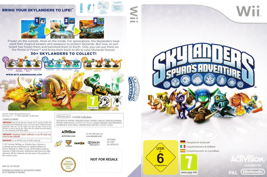 Wii coverfullHQ (SSPP52)