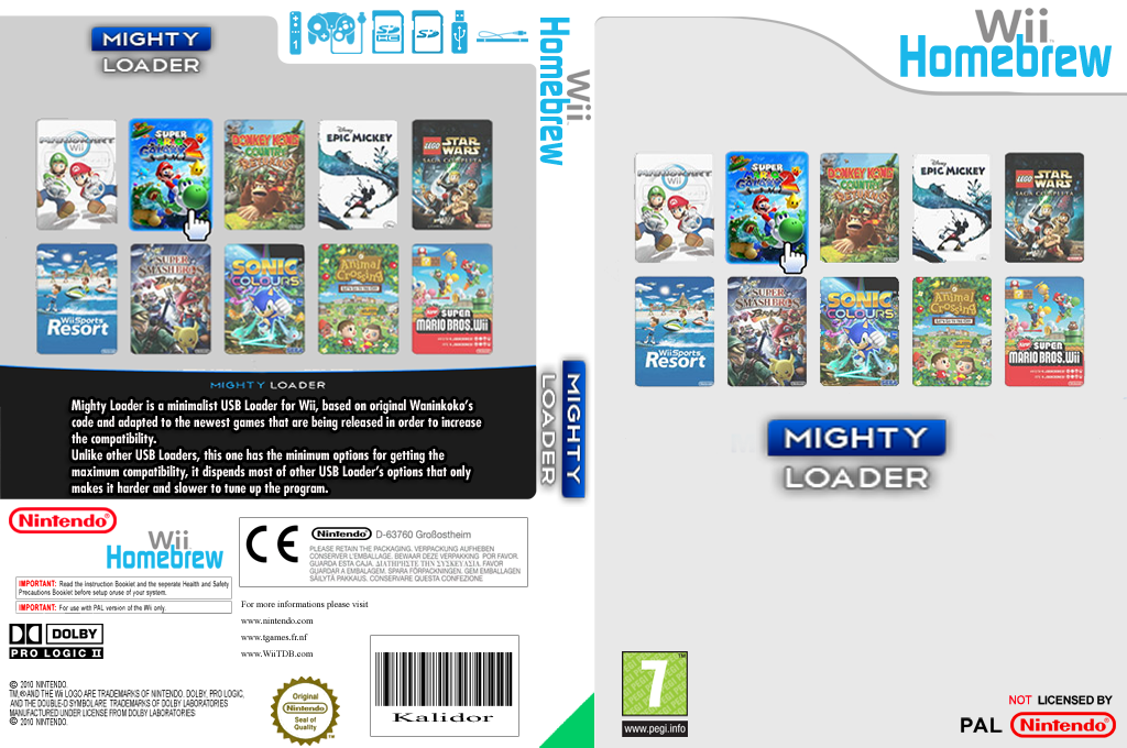Mighty Loader Wii coverfullHQ (DMLA)