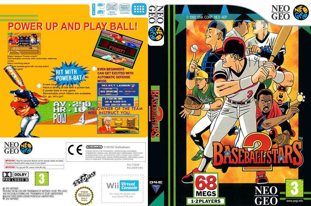 Baseball Stars 2 Wii coverfullHQ (EAHP)