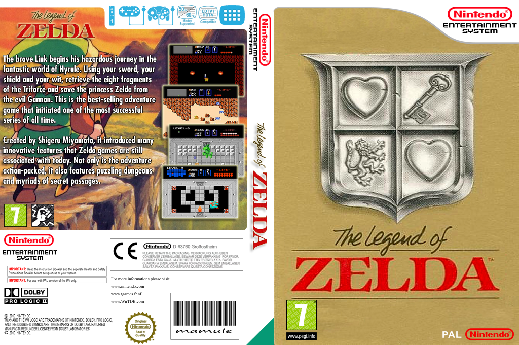 The Legend of Zelda Wii coverfullHQ (FAKP)