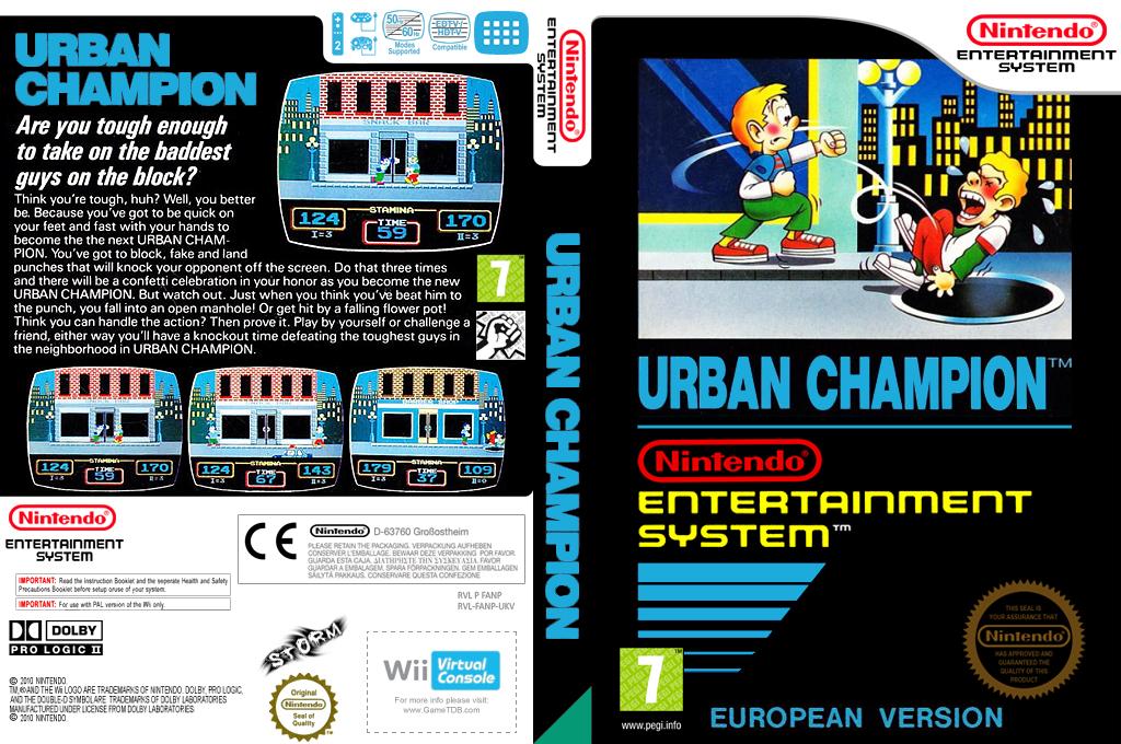 Urban Champion Wii coverfullHQ (FANP)