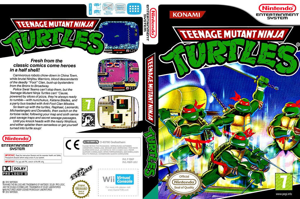 Teenage Mutant Ninja Turles Wii coverfullHQ (FBKP)