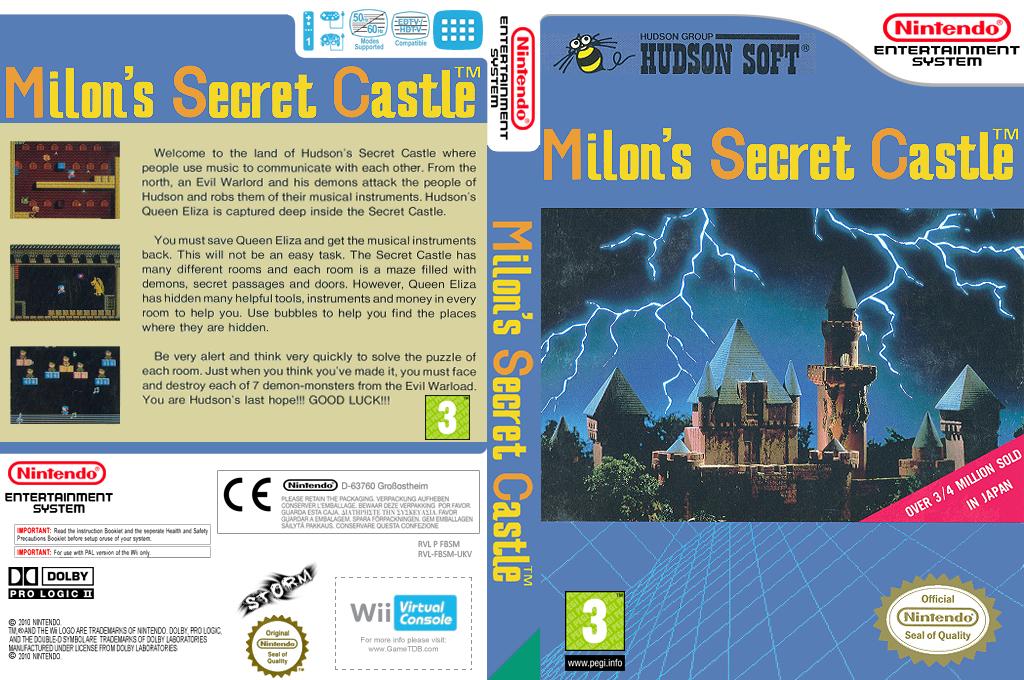 Milon's Secret Castle Wii coverfullHQ (FBSM)