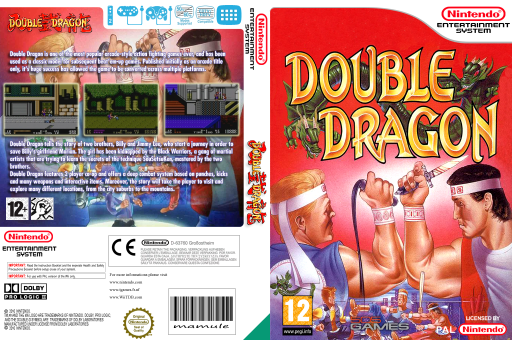 Double Dragon Wii coverfullHQ (FD2P)