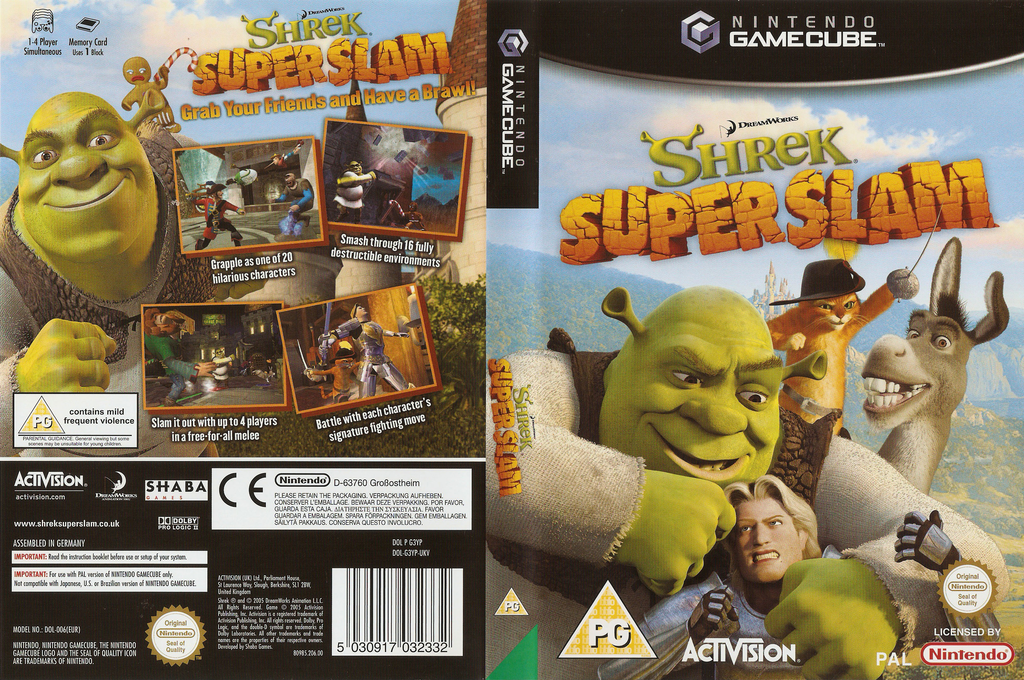 Shrek Super Slam Wii coverfullHQ (G3YY52)