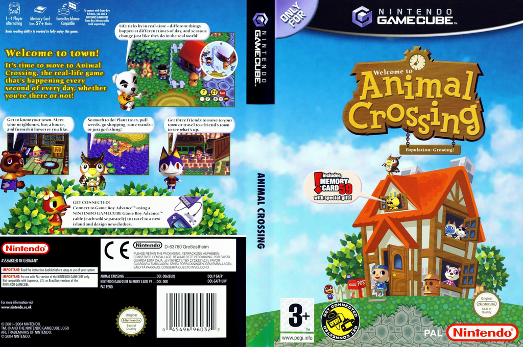 Animal Crossing Wii coverfullHQ (GAFP01)