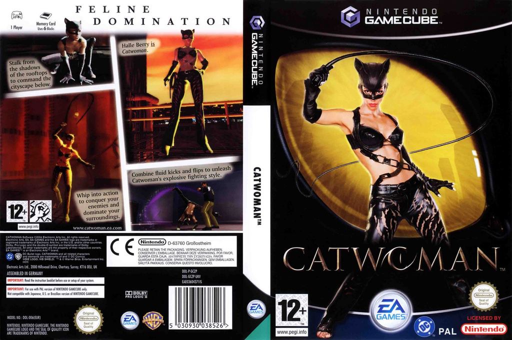 Catwoman Wii coverfullHQ (GCZP69)