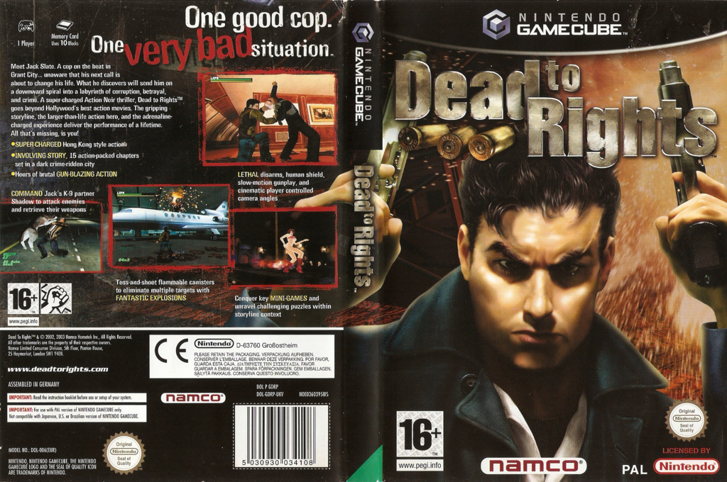 Dead to Rights Wii coverfullHQ (GDRP69)