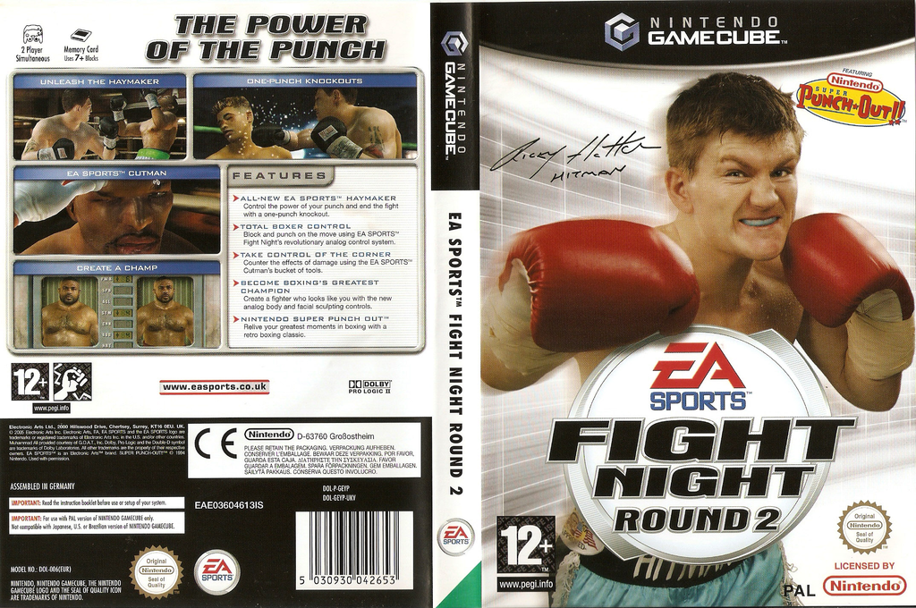 Fight Night Round 2 Wii coverfullHQ (GEYP69)