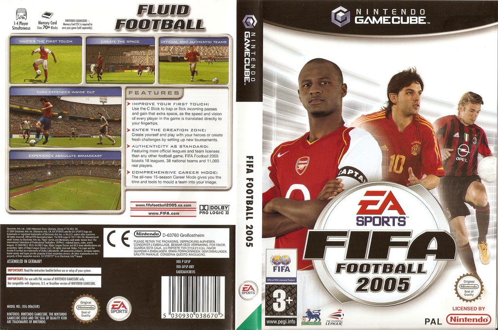 FIFA Football 2005 Wii coverfullHQ (GF5P69)