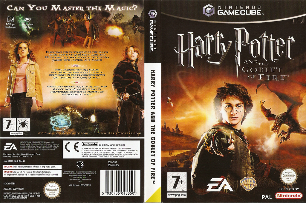 Harry Potter and the Goblet of Fire Wii coverfullHQ (GH4P69)