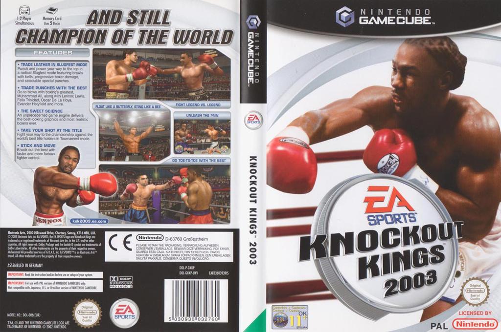 Knockout Kings 2003 Wii coverfullHQ (GKKP69)