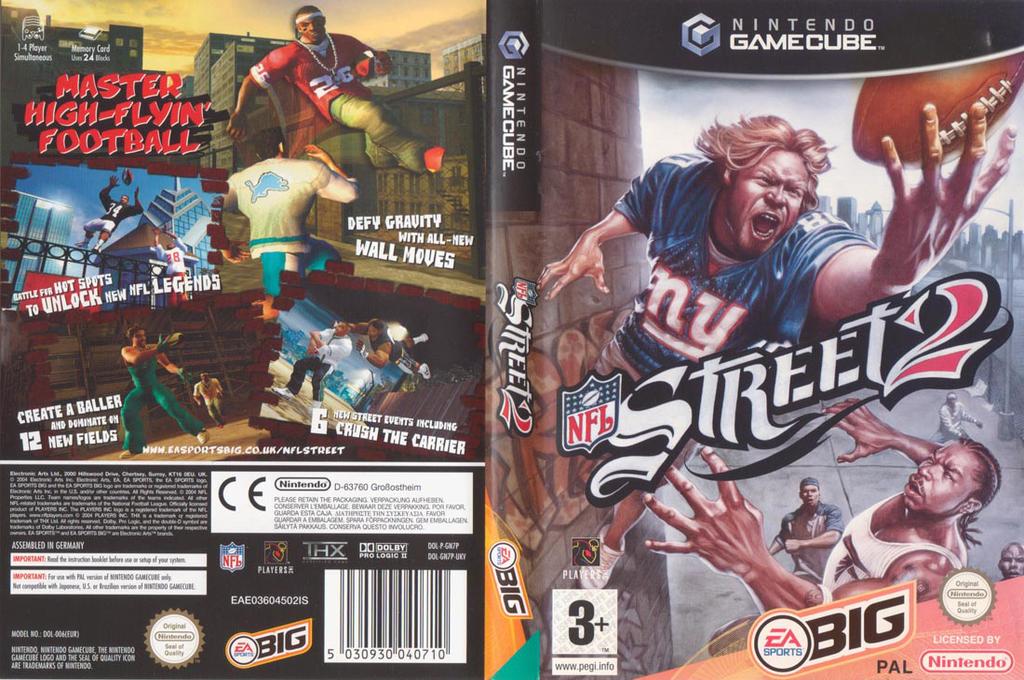 NFL Street 2 Wii coverfullHQ (GN7P69)