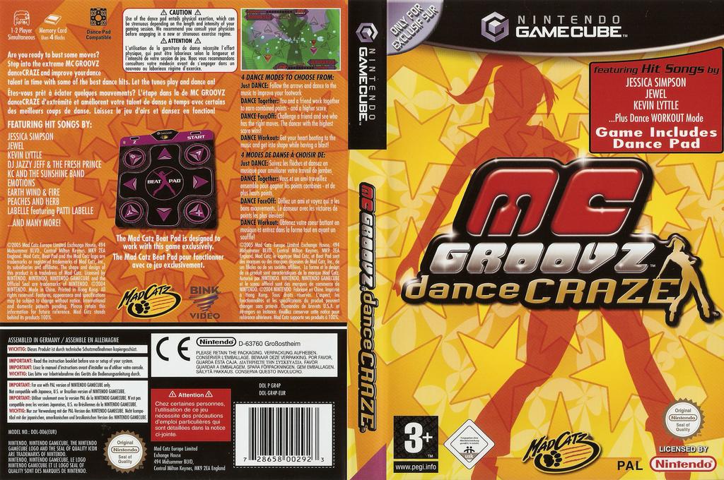 MC Groovz Dance Craze Wii coverfullHQ (GR4PMZ)