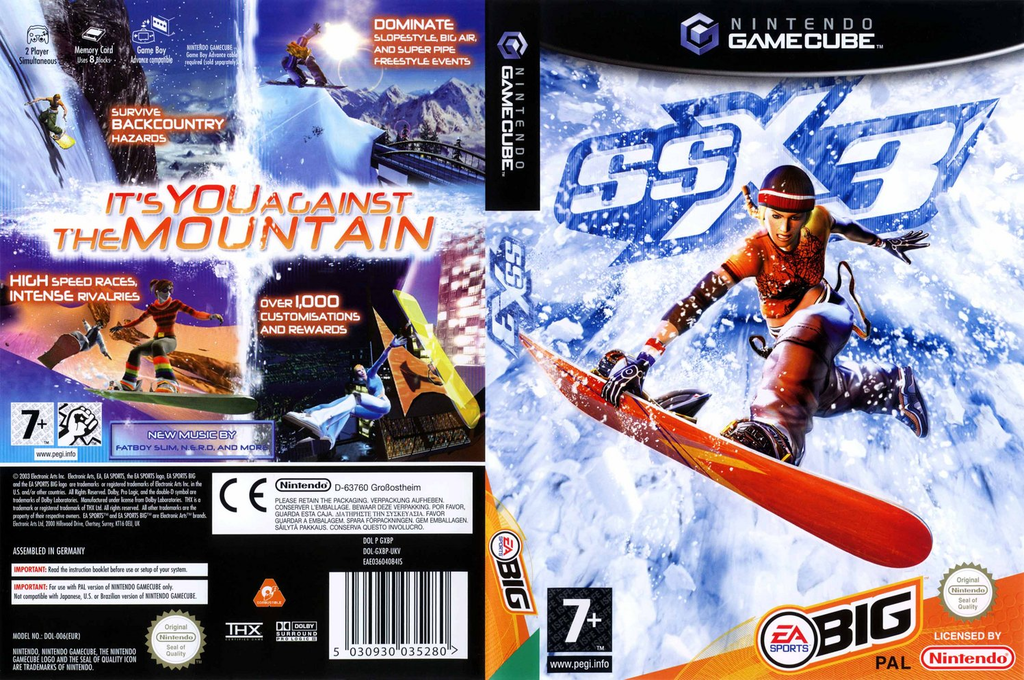 SSX 3 Wii coverfullHQ (GXBP69)